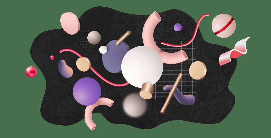 graphic-design-trends-2020-3d-design