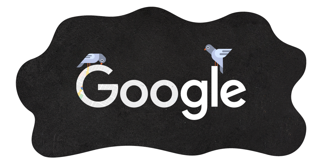 google update pigeon